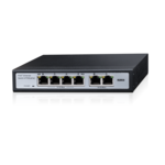 4+2-PORT 10/100MBPS POE SWITCH PROVISION ISR